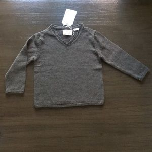 Baby Zara Basic Sweater ( Boys 2-3 years )